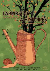 L'Arrosoir à Histoires