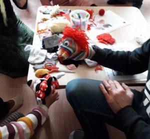 L'Arrosoir à Histoires + atelier marionnettes chaussettes