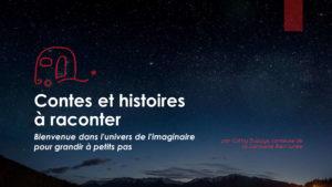 FORMATION «CONTES ET HISTOIRES A RACONTER»
